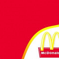Mc Donalds restaurant template