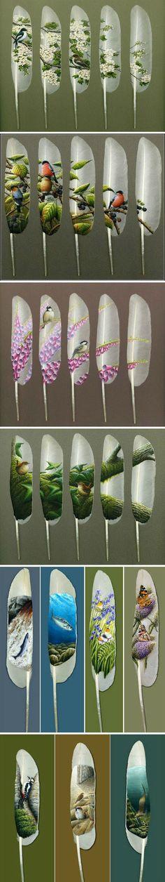 Amazing Feathers Craft | DIY & Crafts Tutorials