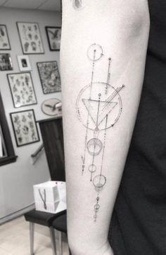 Geometric Arrows by Doctor Woo