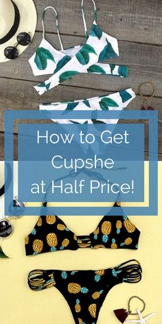How to Get Cupshe at Half Price! Take advantage of this summer's best deals!