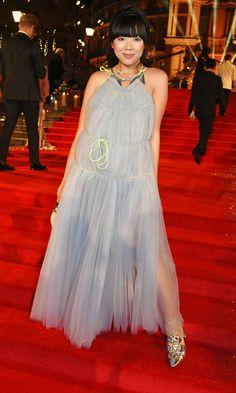 2016 British Fashion Awards Red Carpet Dresses Style
