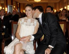 Olivia Palermo Elegant Couple, Stylish Couple, Celebrity Weddings, Celebrity Style, Estilo Olivia Palermo, Fashion Couple, Couples In Love, Gossip Girl, Bridal Dresses