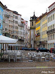 Coimbra Centro Histórico - HDR - Portugal