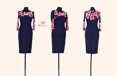 NOU! Imprimeu floral ROSU pe o rochie mulata de culoare inchisa. Culori: foto. Masuri: 44-46-48-50. Detalii si comenzi pe site-ul Per Donna: http://ift.tt/1kQekK5 #sepoartaperdonna #colectiatoamna2015 www.perdonna.ro