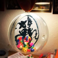 Papercut-Friends in transparent plastic bubble. Paper Cutting, Snow Globes, Christmas Bulbs, Bubbles, Plastic, Friends, Holiday Decor, Home Decor, Amigos
