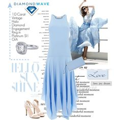DiamondWave <3 by isatusia on Polyvore featuring moda, STELLA McCARTNEY, Accessorize, Marc Jacobs, vintage and diamondwave Diamond Engagement Rings, Stella Mccartney, Marc Jacobs, Polyvore, Stuff To Buy, Shopping, Vintage, Collection, Design