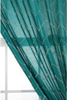 pretty curtains.