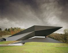 Festival Hall en Erl by Delugan Meissl Associated Architects (Mühlgraben 56, 6343 Mühlgraben, Austria)