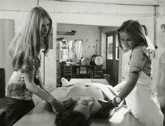 Setfoto für Die Weibchen aka Femmine carnivore, Mujeres carnivoras von Zbyněk Brynych. Demnächst auf DVD & Blu-ray. Mehr zum Film auf unserer Webseite.