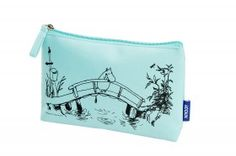 Muumi kosmetiikkalaukku - Moomin by Cailap cosmetic bag bag Moomin, Cosmetic Bag, Cosmetics, Bags, Fashion, Handbags, Moda, Toiletry Bag, Fashion Styles