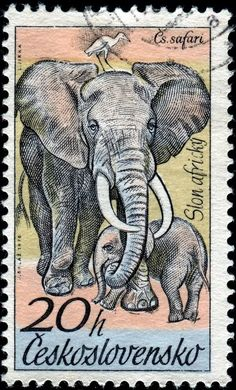 Thematic : Elephants. - Stamp Community Forum - Page 10