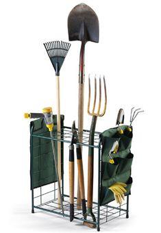 Garden Tool Storage Organizer
