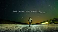 Shine like a star that you are!!