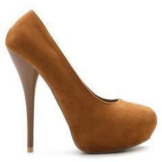#Ollio Women's Faux Suede Platforms Stilettos Classic High Heels Pump Multi-Color #Shoes                http://www.amazon.com/Ollio-Platforms-Stilettos-Classic-Multi-Color/dp/B006UKFWDY/ref=pd_sbs_shoe_5/176-1973384-4992556=run4deal-20
