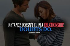 Relationship Quotes | Distance Don't