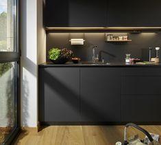 Descubre las últimas tendencias en cocinas. Santos presenta sus novedades y nuevos acabados. Más cocina en menos espacio. Belleza, diseño y organización.