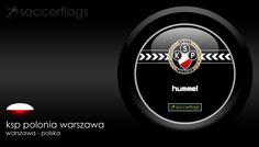 KSP Polonia Warszawa - Veja mais Wallpapers e baixe de graça em nosso Blog. Visite-nos http://soccerflags.tumblr.com