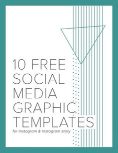 You want your brand to look good online – especially onsocial media. Get started with these templates!