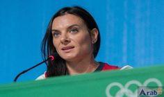 Isinbayeva confident of winning top Russian post