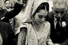 Rukhsati- I went to my cousin's wedding and she managed not to cry but her family was SOBBING. It was so sad </3