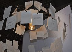 CeBIT 2011: Papier für Poesie und nicht fürs Business