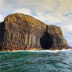 15 extraordinary things to do in Scotland – Beyond the obvious tourist attractions, Scotland offers some magical travel experiences, from swimming in fairy pools to drinking in the remotest pub on the British mainland. Fingal's Cave, Sea Cave, Fairy Pools, Scottish Highlands, Natural Wonders, Great Britain, Places To See, Minnesota, Around The Worlds
