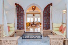 Arabic Style Villa Ibiza Holiday Home Moroccan Patio Terrace