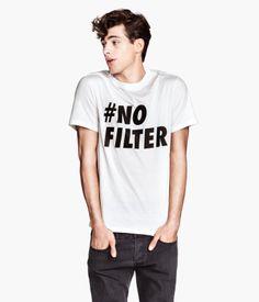 #NoFilter. H&M. #HMMEN