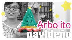 Arbolito Navideño - AMIGURUMI - Tejidos Ka