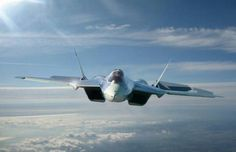 Russian T50 5th generation fighter jet