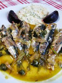 Greek Recipes, Light Recipes, Wine Recipes, Seafood Recipes, Cooking Recipes, Healthy Recipes, Greek Meze, Cyprus Food, Greek Cooking