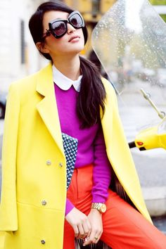 Neon Outfit Ideas - How To Wear Neon 2019