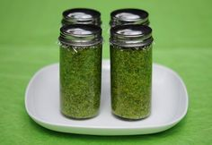 Petrezselyem pesto Pesto, Hungarian Recipes, Food Crafts, No Bake Cake, Preserves, Mason Jars, Spices, Food And Drink, Healthy Recipes