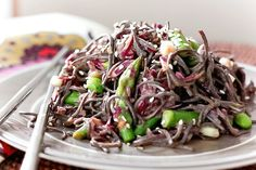Purple Power! 30 Antioxidizing, Purple Hued Vegan Recipes - Eluxe Magazine