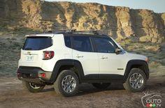 2016 Jeep Renegade Commander Concept