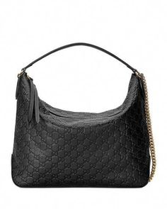 Get free shipping on Gucci Linea A Large Guccissima Leather Hobo Bag at  Neiman Marcus. 0ccc5de192