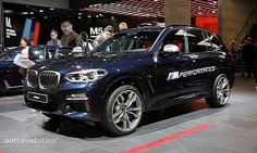 2018 BMW X3 M40i Marks the Start of a New Era in Frankfurt :  Fresh from the factory in Spartanburg BMW's biggest in the world this X3 production model arrived in Frankfurt for us to check out. A lot is riding on its success and it seems they've changed the recipe quite a bit.  The old X3 was like chili sauce - great for those who could handle the heat. But the vast majority of  SUV  buyers just want a fast-paced but very comfortable car. That's why the 2018 X3 is much bigger on the inside…