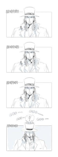 One Piece, Rob Lucci                                                                                                                                                      More