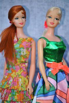 Barbie Go, Barbie Life, Barbie World, Barbie Dress, Barbie And Ken, Barbie Sisters, Barbie Family, Vintage Barbie Clothes, Vintage Dolls