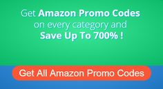 Amazon Promo Codes pop up