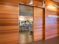 cafe, office, modern interior design