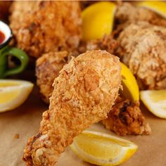 Fried Sweet Tea Chicken Recipe - Sunny Anderson on Rachael Ray Show 5/21/14