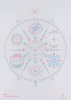 Delicious Dimension / 'Transition from Ordinary to Extraordinary' by Mark Golding / Sacred Geometry <3