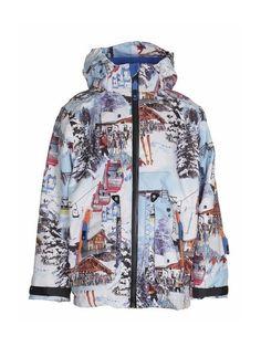 Molo Kinder Winterjacke, Alpine Ski Resort € 169,95