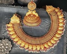 varakrupa jewellers mango necklace
