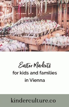 The Easter Bunny is in Vienna. You can find him at Vienna's festivals and Easter markets for kids. Easter Bunny, Lifestyle Blog, Place Card Holders, Culture, Marketing, Kids, Young Children, Boys, Children