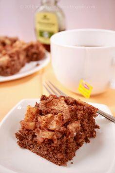Pocak Panna paleo konyhája: Fahéjas-körtés zabkockák kakaóval és juharsziruppal (glutén-, laktóz-, és cukor mentes)