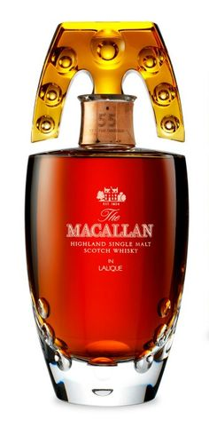 THE MACALLAN LALIQUE $40,026