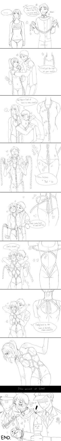 (Koumi x Ayano)Tasks for pervy club leader by Koumi-senpai