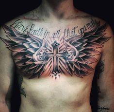 Best Cross Tattoos For Men